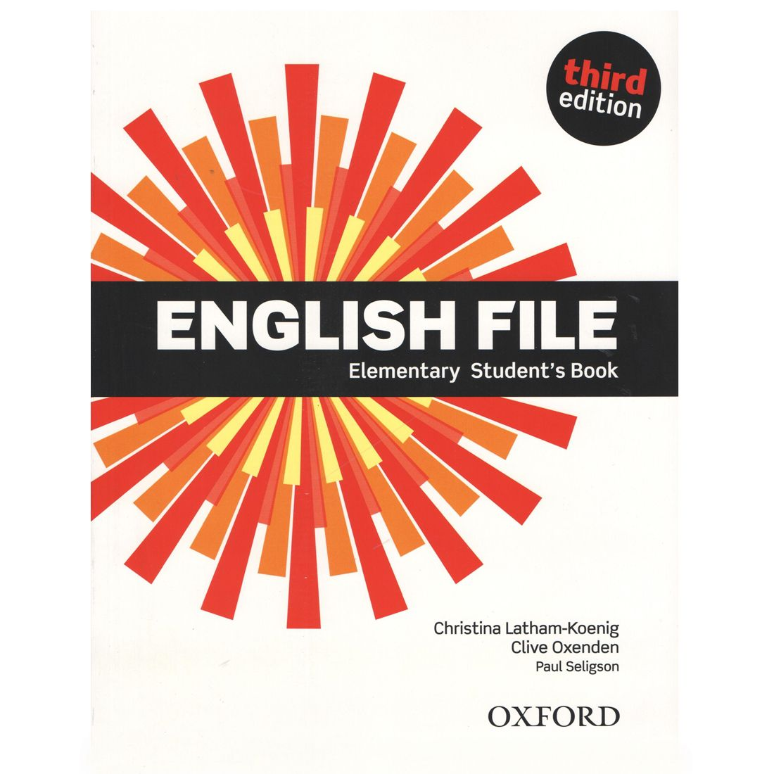 English File 3rd Edition Elementary Student´s Book